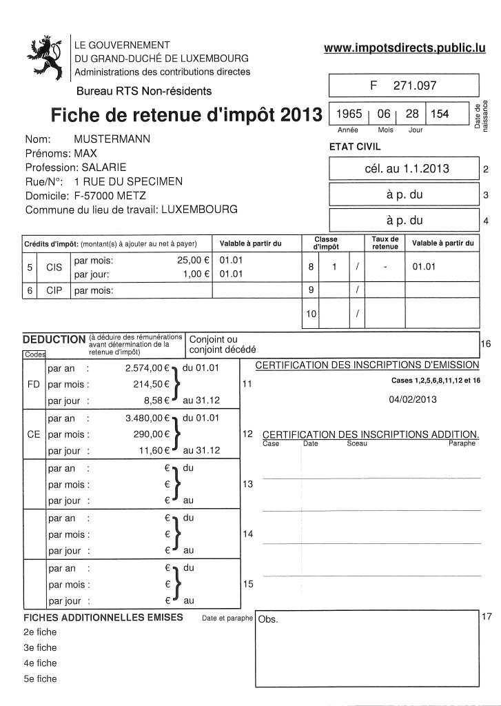 fiche impot2013 NRbis