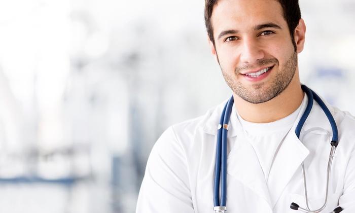 Médicos/doctores/as